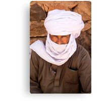 HUMANS OF ALGERIA #36 Canvas Print