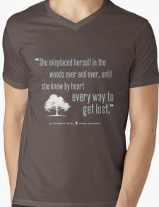 All the Birds in the Sky Mens V-Neck T-Shirt