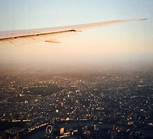 London from above by Swirley