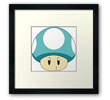 HEY MARIO ! Framed Print
