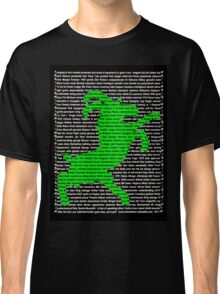"""""""The Year Of The Sheep / Goat / Ram"""" Clothing  Classic T-Shirt"""