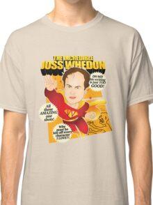 Joss Whedon Classic T-Shirt