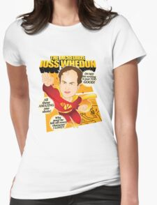 Joss Whedon Womens Fitted T-Shirt