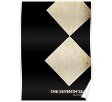 The Seventh Seal Film Poster Poster
