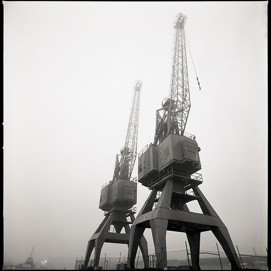 Medium Format Photography: Presence by Tony Kearney