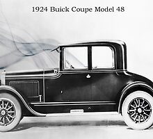 1924 Buick Coupe by garts