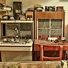 The Telephone Exchange by Julesrules