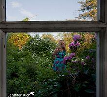 she's a wildflower. by Jennifer Rich