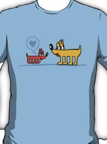 i love my dad! T-Shirt