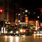 Chinatown, Dundas at Spadina. by Gary Chapple