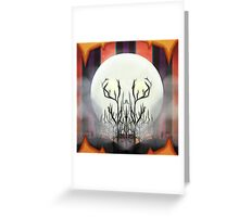 Haunted Woods Series 3 Greeting Card