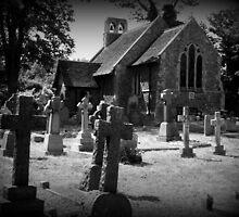 Churchyard by TallulahMoody