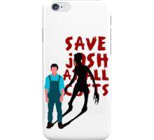 SAVE JOSH WASHINGTON! iPhone Case/Skin
