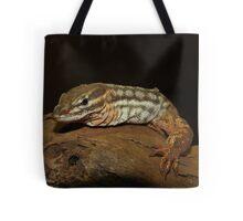 Monitor Lizard Tote Bag