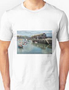 Lyme Regis Harbour - September T-Shirt