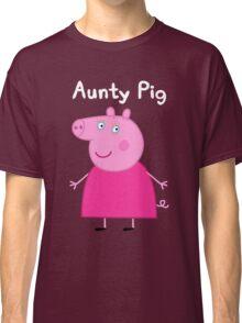 Aunty Pig Classic T-Shirt