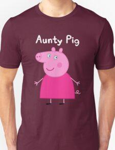 Aunty Pig Unisex T-Shirt