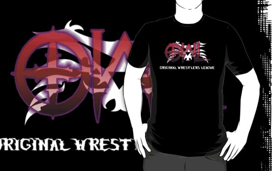 Official OWL t shirt by Buckworth