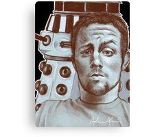 Sneeky Dalek Canvas Print