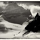 JungFrau Swiss alps by grorr76
