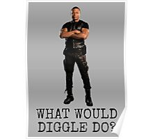 What Would Diggle Do? Poster