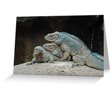two's company three's a crowd Greeting Card