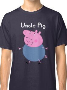 Uncle Pig Classic T-Shirt