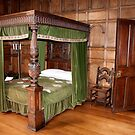 Tudor Bedroom by funkybunch