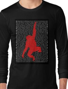"""The Year Of The Monkey"" Clothing Long Sleeve T-Shirt"