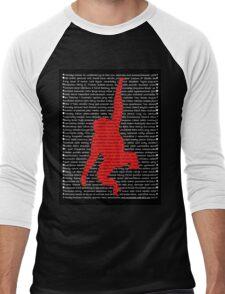 """The Year Of The Monkey"" Clothing Men's Baseball ¾ T-Shirt"