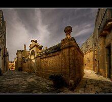 """""""MDINA STREETSCAPE 5"""" by RayFarrugia"""