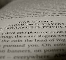 WAR IS PEACE by Elly rose Page