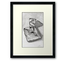 Metal Things Framed Print