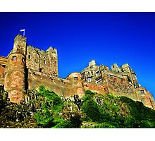 Beautiful Bamburgh Photographic Print