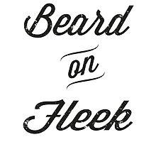 Beard on fleek by nauticalnature