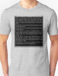 Dwarf Fortress Shirt Artifact T-Shirt