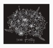 Think Pretty. Kids Tee