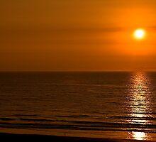 Golden Sunset by patrick2504