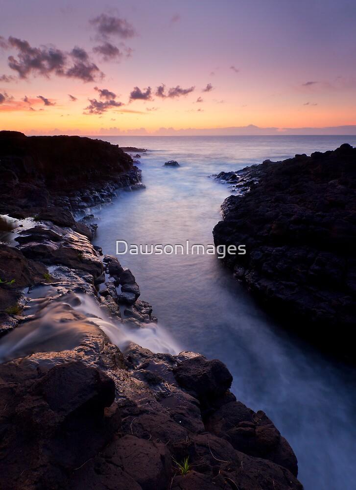 Paradise Falls by DawsonImages