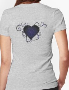 your lying heart Womens Fitted T-Shirt