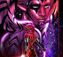 Darth Talon by Jasenstation