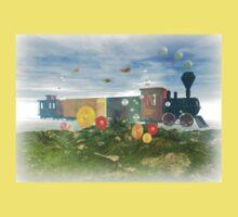The Fantasyland Express tee Baby Tee