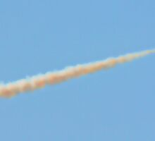 A Lone Ranger - The Red Arrows by JenMetcalf