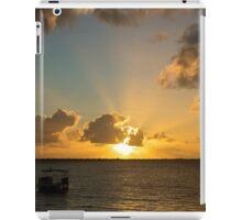 Kralendijk iPad Case/Skin