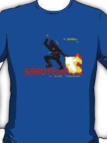 Loading Screen: Saboteur T-Shirt