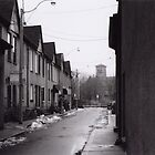Bright St. CorkTown, Toronto by Ken Hill