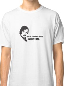 Anchorman T-Shirts - 60% of the time Classic T-Shirt