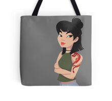 A Girl Worth Fighting For Tote Bag