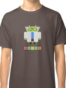 Professor Droid Classic T-Shirt