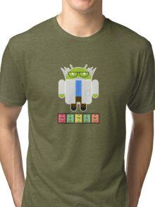 Professor Droid Tri-blend T-Shirt